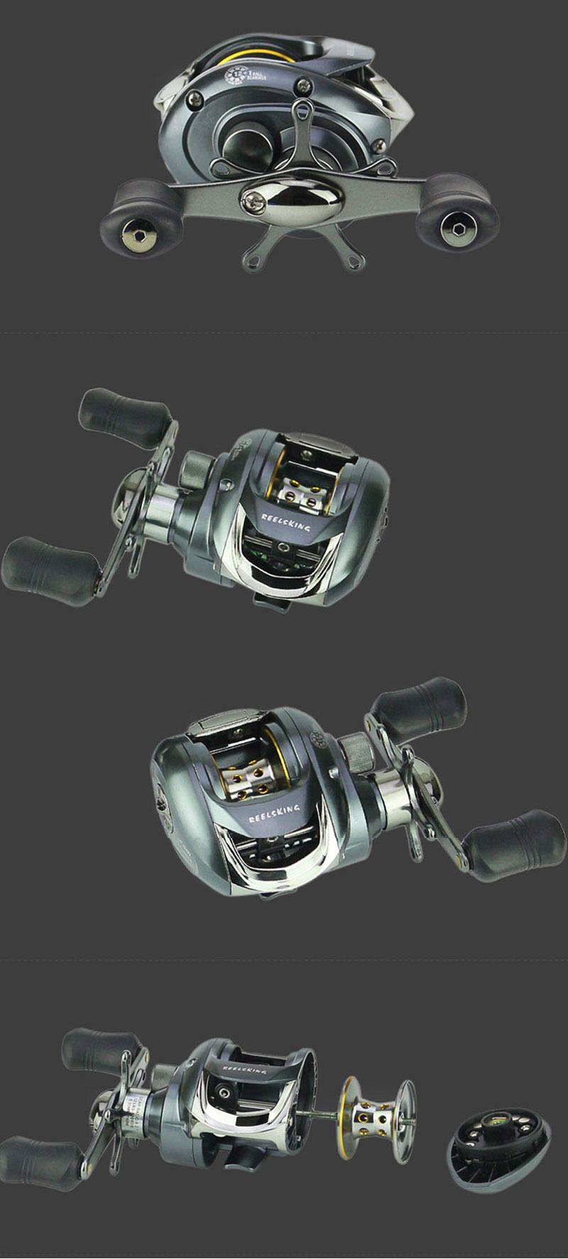 High Quality stainless steel reel