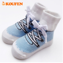OKOUFEN Baby Boys Cotton Socks Autumn Winter Warm Fashion Socks Kids Infant Meias Toddler Socks For Kids