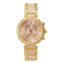 High quality Crystal stone designer women s elegant watches hot sales gold wristwatches lady silver watches