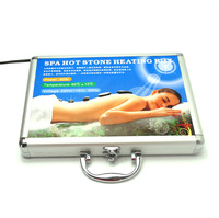 Automatic Constant Temperature Used for Massage Energy Stone SPA Essential Oil Hot Massage Stone Portable Practical Heating Box