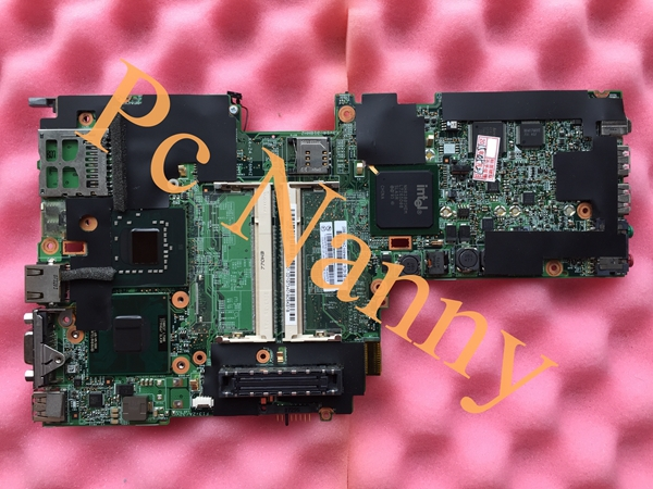 FIT FOR IBM X61S LAPTOP MOTHERBOARD L7500 CPU INTEGRATED FRU:42W7818 48.4B401.011 GM965