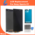 LL TRADER For Sony Xperia Z1 L39H C6902 C6903 C6906 LCD Display with Touch Screen Digitizer Assembly Without Frame Tools