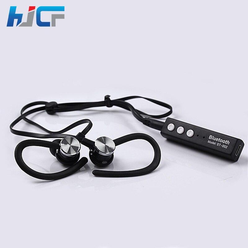 Original Sport Bluetooth Earphones HJCF ST002 Sports Running Handsfree Noise Canceling Wireless Headphones Auriculares Bluetooth