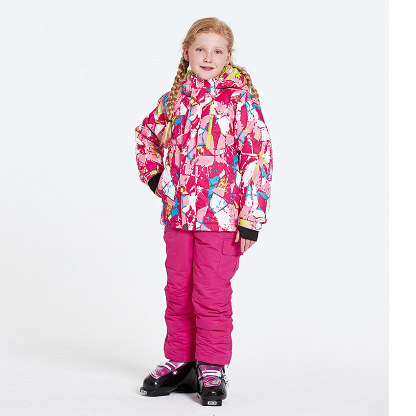Teenage Winter Children Waterproof Ski Suit Kids skiing Jacket Coat Parka Snowsuit Girls Outdoor Boy Clothing Set Outwear 268wyTeenage Winter Children Waterproof Ski Suit Kids skiing Jacket Coat Parka Snowsuit Girls Outdoor Boy Clothing Set Outwear 268wy