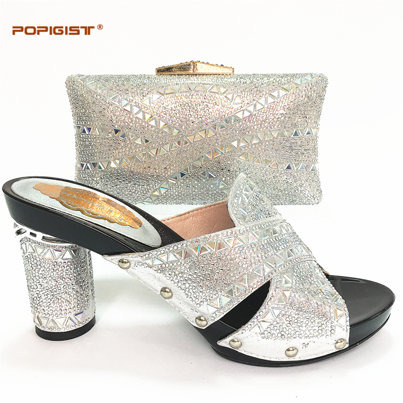 Mit Und Italienische Runde Pumpen Verkauf Schuhe er F Tasche Set Frauen Cm Hei Design 10 Hochzeit 2017 TJcFKl3u1
