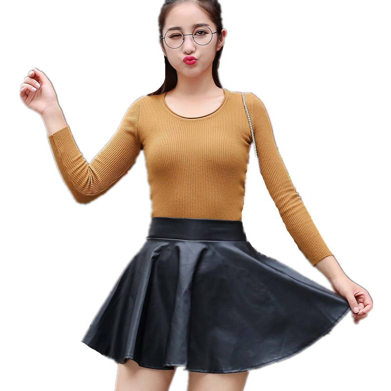 Online Get Cheap Leather Mini Skirt -Aliexpress.com | Alibaba Group