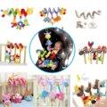 Мульти-стиль Мягкой 0-12 месяцев Детские Игрушки Спирали Кровать и Коляска Автокресло Висит Bebe Образовательные Погремушка Toys Для Новорожденных Подарки
