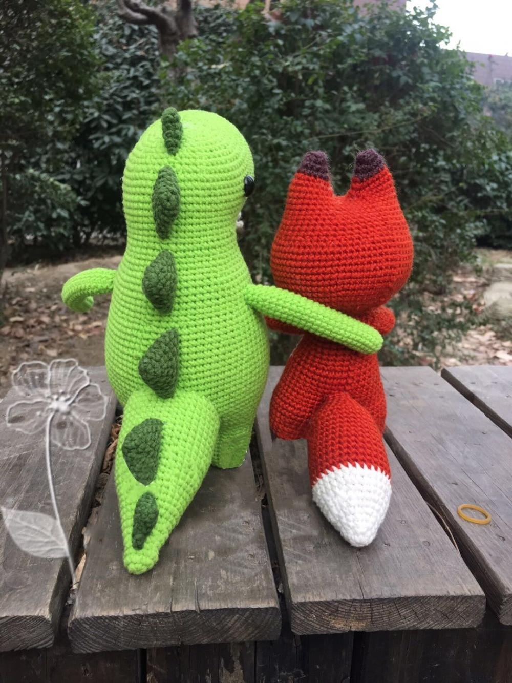 Ravelry: Baby Dinosaur Amigurumi pattern by Jess P. | 1333x1000
