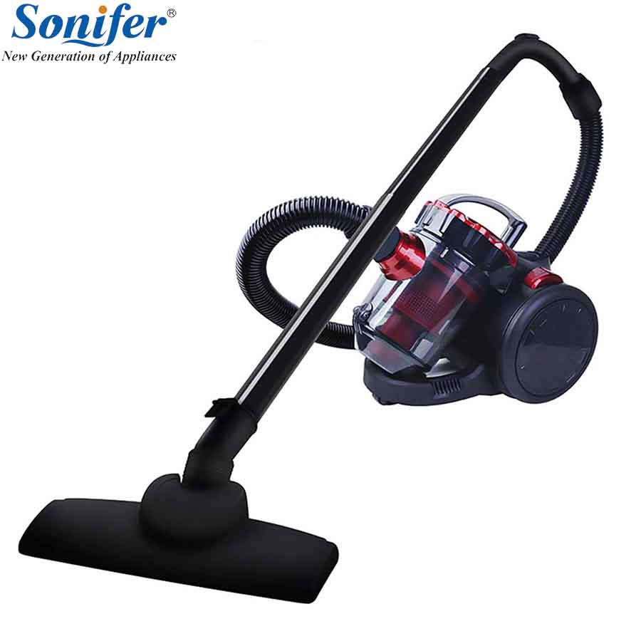 Drag handle Vacuum Cyclone system Cleaner Large Suction Capacity Powerful Aspirator Multifunctional Cleaning Appliances Sonife цена и фото