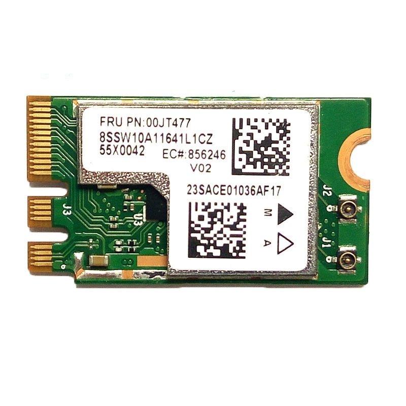 SSEA nuevo Atheros QCNFA435 AC NGFF 802.11ac WIFI Bluetooth 4,1 para lenovo IdeaPad 300 300 s 500 Y700 B41-80 B51-80 FRU 00JT477