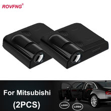 Rovfng Светодиодные Автомобильные дверные Светильники для автомобиля