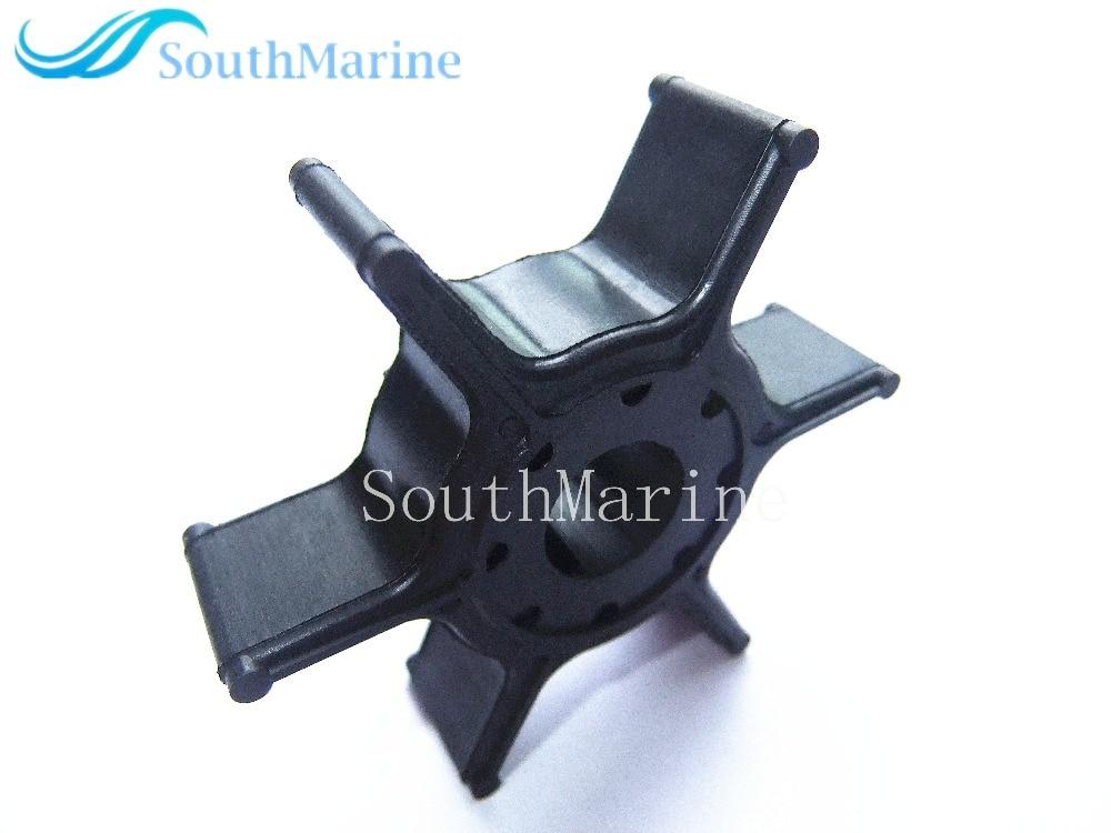 Boat Motor Impeller 68T-44352-00 18-8910 For Yamaha 4 Stroke 6HP 8HP 9.9HP Outboard Motors Water Pump Parts
