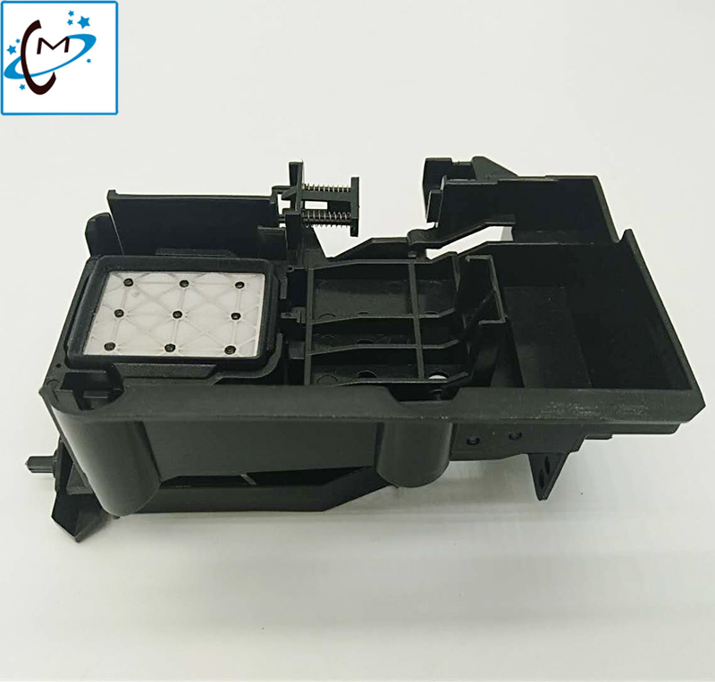 Free shipping dx5 head solvent sheet capping assembly cleaning unit for Mutoh 1604E 1604 900C printer ink stack cleaner стоимость