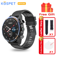 KOSPET Hope 3GB 32GB Bluetooth Android 7.1.1 1.39 4G smartwatch men IP67 Waterproof MT6739 Camera Business Smart Watch Phone