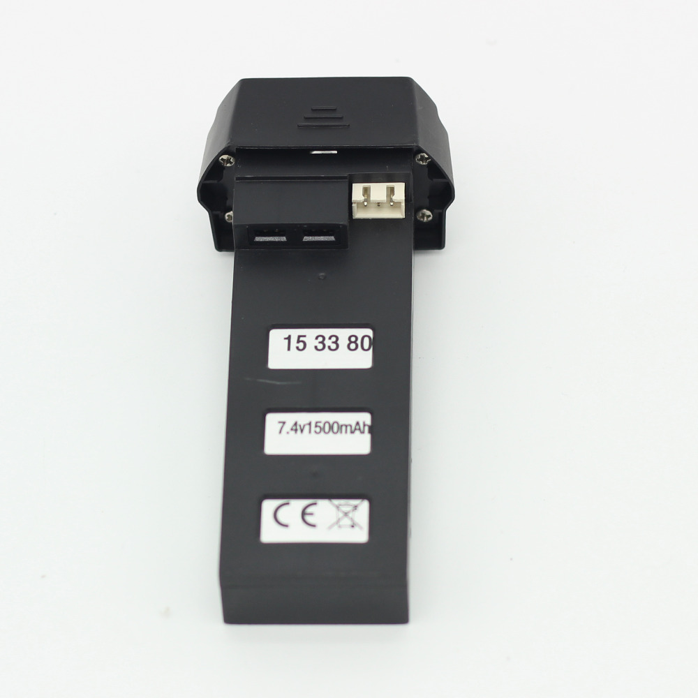 Hot sell battery 7.4V 1500mAh Li-po battery for RC136 rc drone helicopter spare parts battery