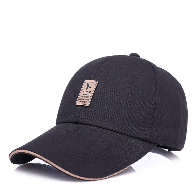 Valpeak High Quality Baseball Cap unisex  Summer Baseball Caps with Back 2018 Bone Hip Hop Hat Adjustable Size 56-60cm
