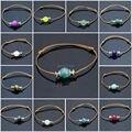 10 unids Jasper Cuentas de Piedras Naturales Redondo Accesorio Pulsera Fabricación de la Joyería Strand Lucky Mujeres Niñas Regalo de Cumpleaños Regalos 10mm