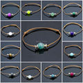 10pcs Natural Stones Beads Round Jasper Accessory Jewelry Making Bracelet Strand Lucky Women Girls Birthday Present Gifts 10mm