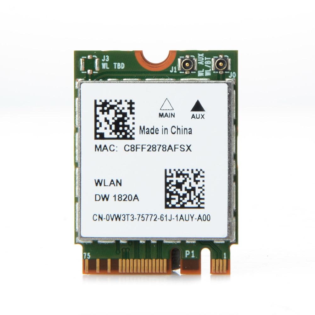 HOT SALE] BCM94350ZAE DW1820A Wireless Card 867Mbps 802 11ac