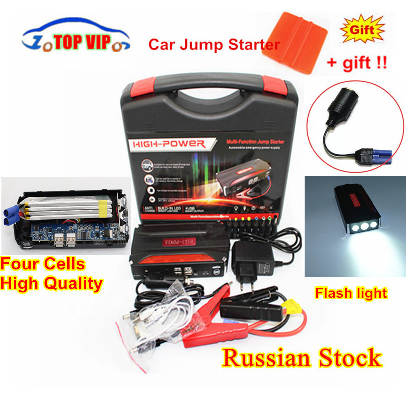 Diesel-Power-Bank Battery Vehicle-Booster Car-Jump-Starter Great-Discharge-Rate