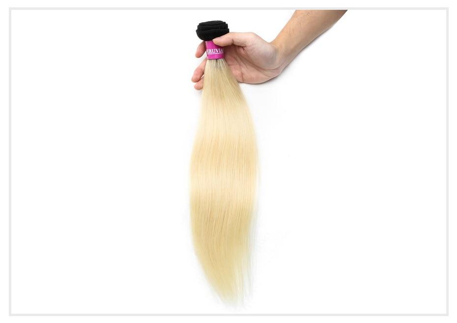 Peruvian Straight Human Hair Bundles (8)