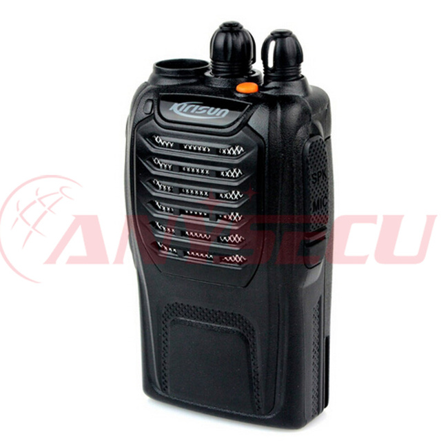 Melhor Preço KIRISUN PT558S UHF 4 W 16CH Monitor de Digitalização TOT Prompt de Voz Fio Clone Rádio Em Dois Sentidos A7124A
