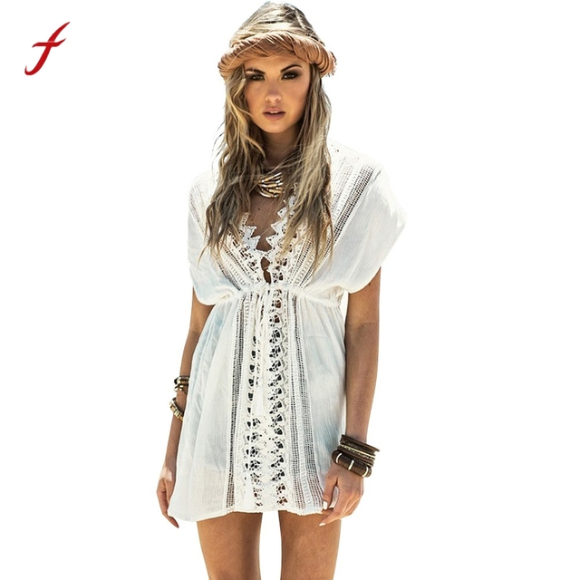 Crochet Beach Dress