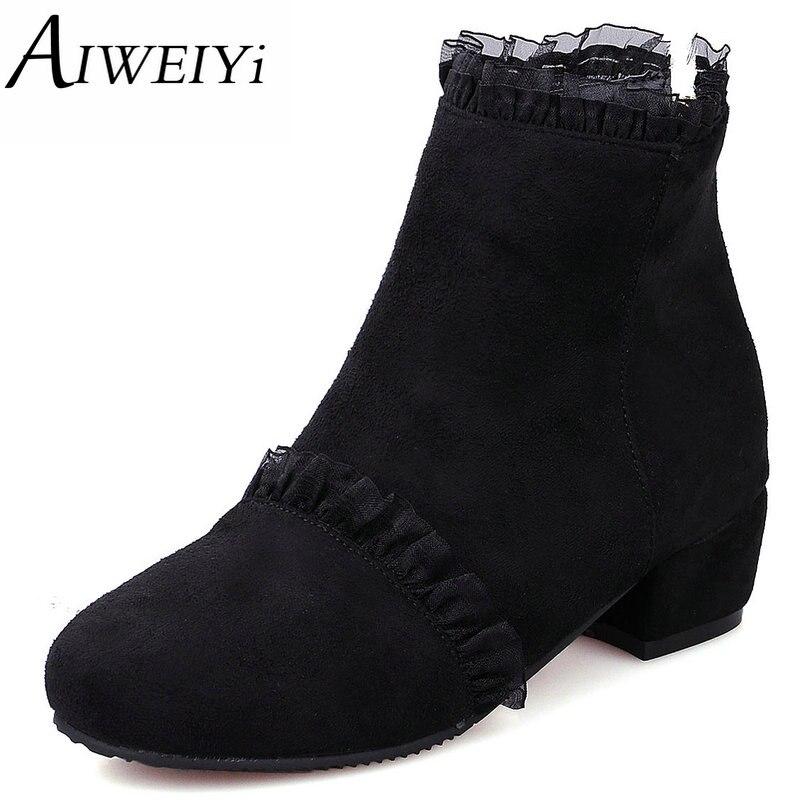 Online Get Cheap Women Combat Boots Size 12 -Aliexpress.com ...