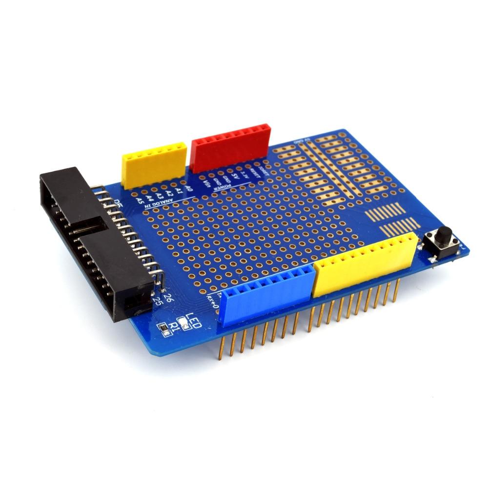Adeept Nuevo prototipo de prototipo Arduino con mini placa de pruebas - Electrónica inteligente - foto 2