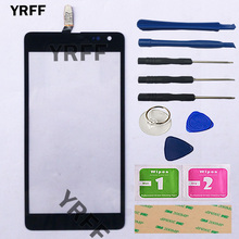 5'' Mobile Touch Screen Glass For Microsoft Nokia Lumia N535
