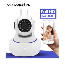 MARVIOTEK Home Security CCTV Camera Wireless HD 1080P IP Camera Wifi P2P Baby Monitor Night Vision Indoor Mini Wireless Camera