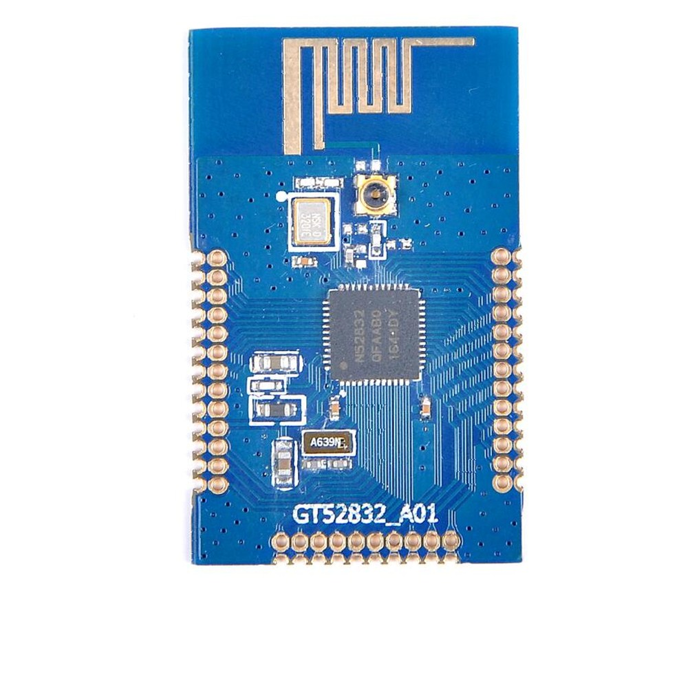Модуль Bluetooth nRF52832, M4 core, модуль Bluetooth 4,1 BLE, поддержка сильного сигнала, Прозрачная передача