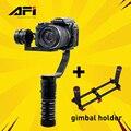 AFI VS-3SD cardán de 3 Ejes De Mano Sin Escobillas Cardán Estabilizador para cámara canon nikon dslr soporte de peso 1.7 kg pk espectador DS1