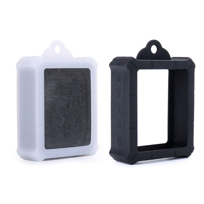 Protective Cover Soft Silicone Case Storage Bag Shockproof Anti-Slip Portable For JBL GO 2 Bluetooth Speaker
