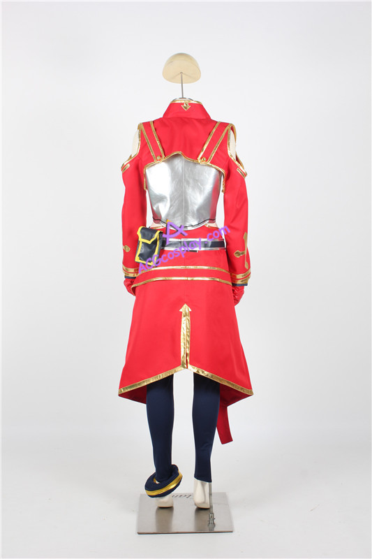Sword Art Online Silica Cosplay Costume ACGcosplay anime costume game - Disfraces - foto 3