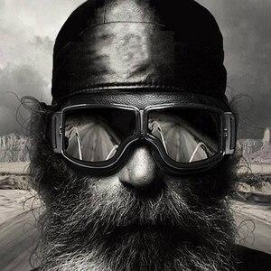 BYE Vintage Motorcycle Goggles