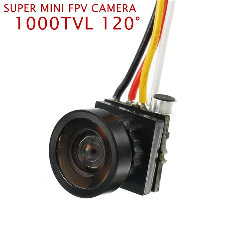 1//4 CMOS 700TVL 1.8mm 170 Degree M12 Wide Angle HD Mini FPV Camera PAL//NTSC 5V-9