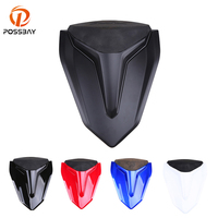 POSSBAY Motorcycle Rear Seat Cover Scooter Motorbike Saddle Seat Cowl for Honda CBR250RR CBR 250RR 2017 2018 Moto Accessories