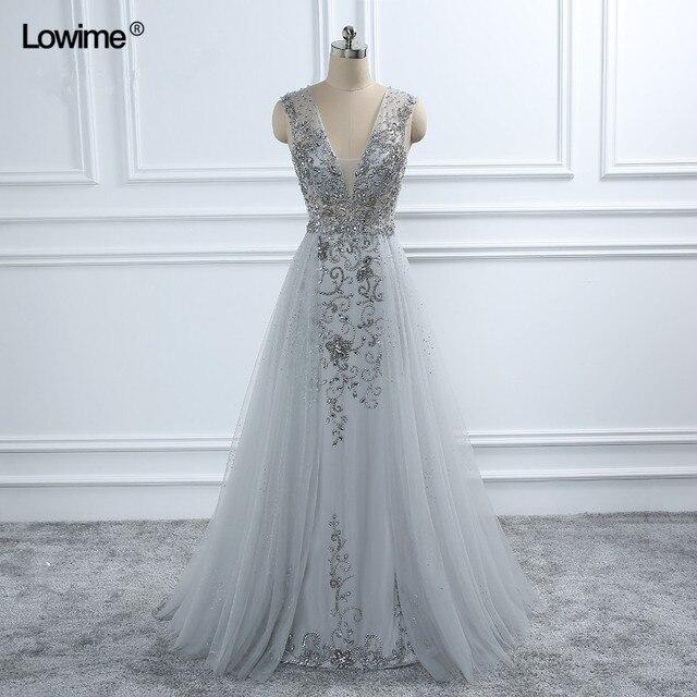 6525dafc2e US $202.4 20% OFF|Sexy Arabic Long Elie Saab Crystal Formal Evening Prom  Party Dress Turkish Abiye Evening Gowns Dresses Robe De Soiree Galajurk -in  ...