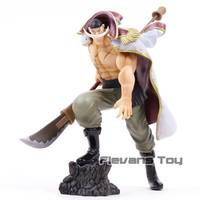 Anime One Piece Whitebeard Edward Newgate Champion Stand ver. PVC Action Figure Collection Model Doll Toy