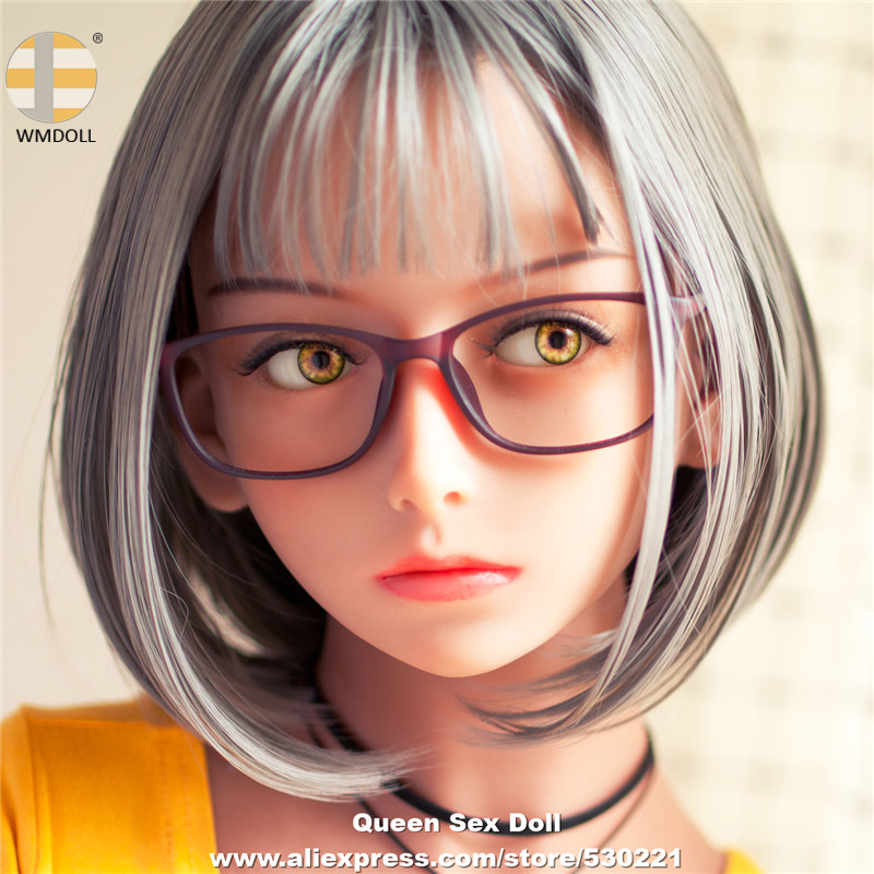 WMDOLL Sex Doll Head For Real Silicone Sexy Dolls Japanese TPE Lifelike Adult Love Dolls Heads Oral Artificial MannequinWMDOLL Sex Doll Head For Real Silicone Sexy Dolls Japanese TPE Lifelike Adult Love Dolls Heads Oral Artificial Mannequin