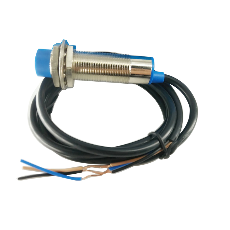 Inductive proximity sensor switch approach sensor M18 8mm DC 12V 24V AC 110V 220V NO NC NPN PNP LJ18A3-8-Z/BX LJ18A3-8-Z/BY xsav11801 inductive proximity switch speed sensor motion rotate detector 0 10mm dc ac 24 240v 2 wire 30mm replace telemecanique