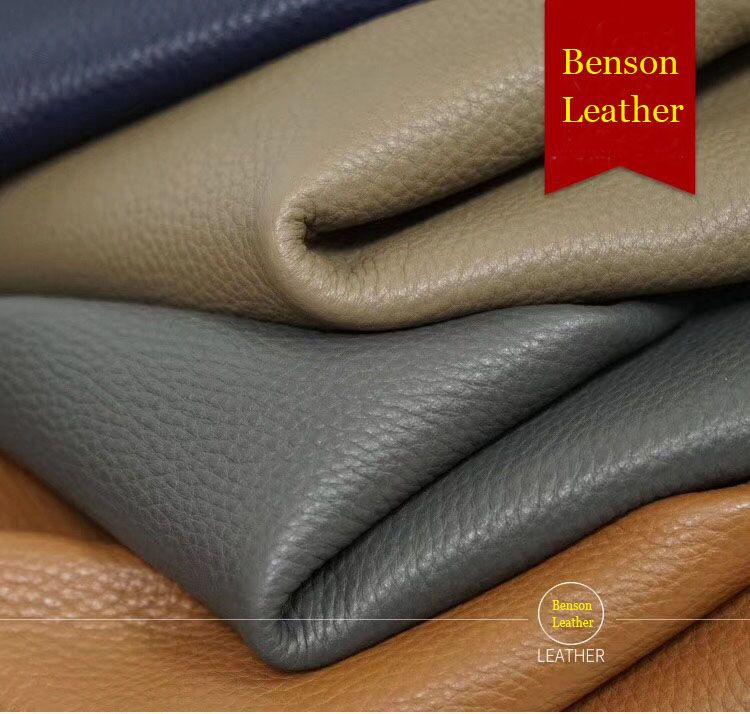 Genuine cow leather skin sale by whole piece - 3