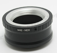 M42-NEX переходное Кольцо объектива Для M42 Объектив И SONY NEX E Mount тела NEX3 NEX5 NEX5N NEX7 NEX-C3 NEX-F3 NEX-5R NEX6