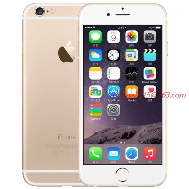Unlocked Original Apple iPhone 6s Cellphone 4.7 inch IOS 16/64/128GB ROM Dual Core 12MP Camera 3G 4G LTE Used Phone