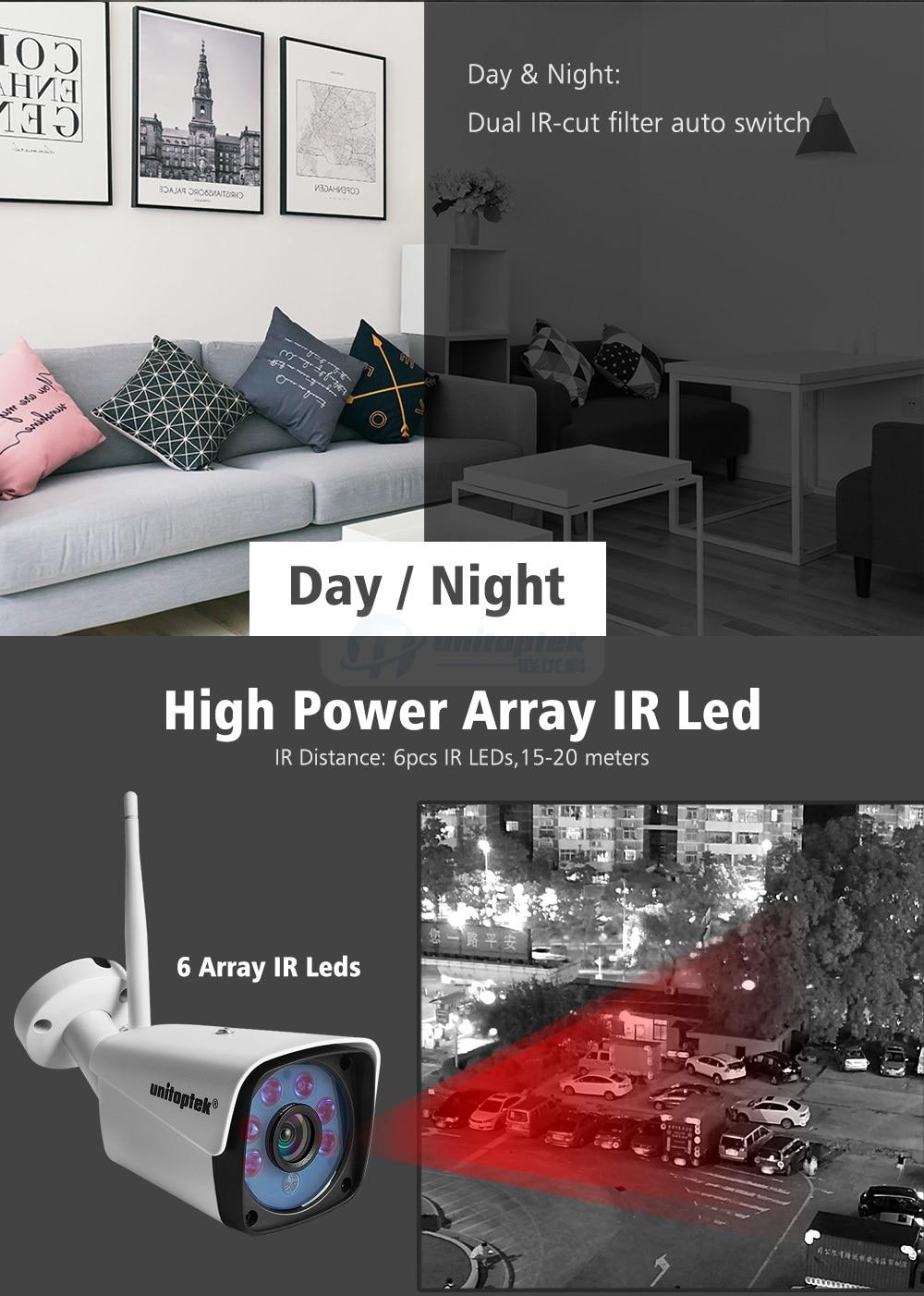 home camera system 08 8ch 1080p wireless kit