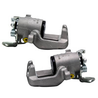 1Pair Rear Left & Right Brake Caliper Rear for Audi A3 8P1 2003 2012 VW Golf 5 6 Touran 1T1 1T2 1K0615424 1K0615423 1K0615423M