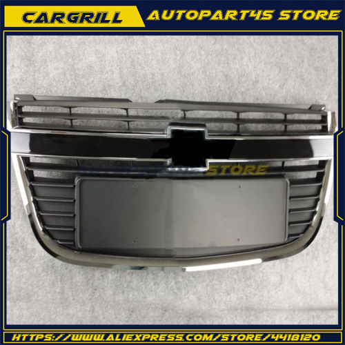 ABS Front Bumper Air-Inlet Grille Grill Trim Fit For Chevrolet Epica 2007-2012 high quality chromed grill grille trim cover for chevrolet chevy trax 2014
