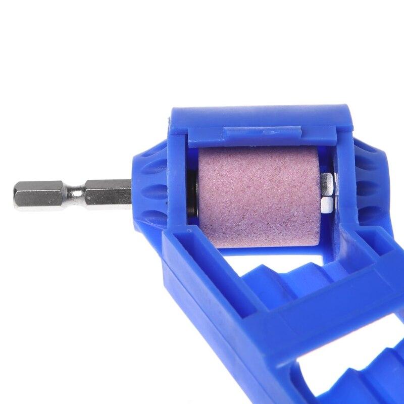 Hot Sale Corundum Grinding Wheel Drill Bit Sharpener Titanium Portable Drill Powered Tool