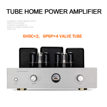 ROYANGES 6N6C 6H9C Valve Tube Amplifier Pure Stereo Amplifier Hi-Fi Single-ended Class A Power Amplifier 2018 latest upgrade el34 vacumm tube amplifier single ended class a hifi stereo power amp full diy kit 24w beginner level